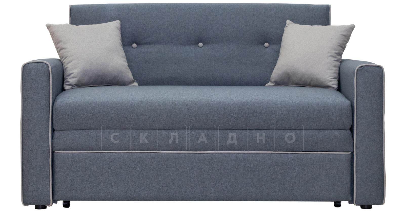 Диван-кровать Найс 120 стальной ТД 172 фото 2 | интернет-магазин Складно
