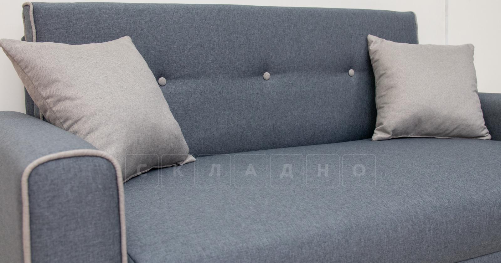 Диван-кровать Найс 120 стальной ТД 172 фото 11 | интернет-магазин Складно