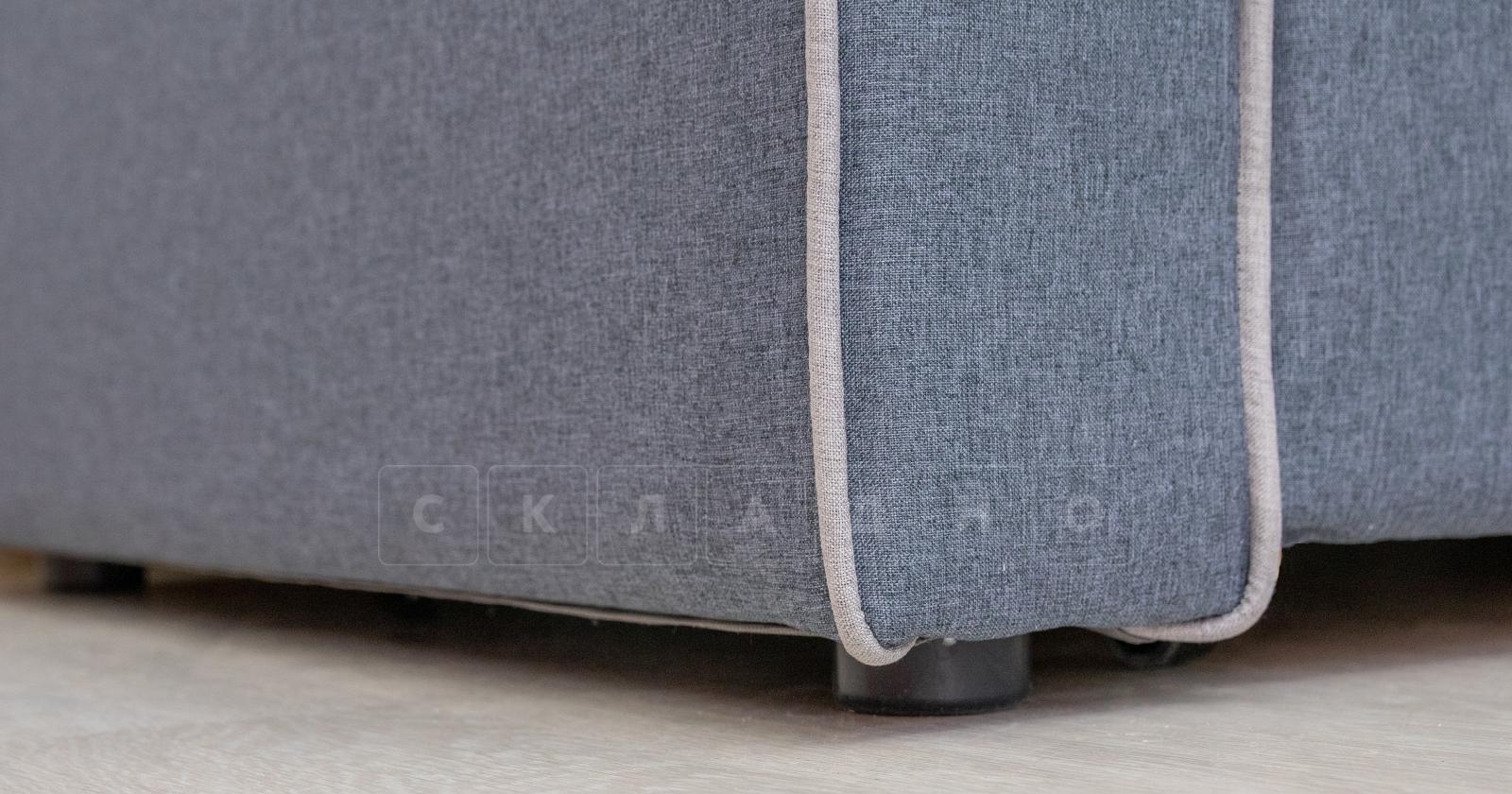 Диван-кровать Найс 120 стальной ТД 172 фото 12 | интернет-магазин Складно