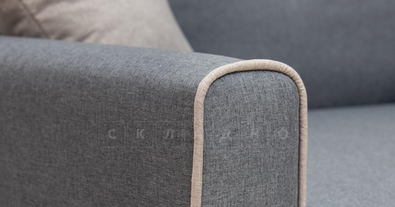 Диван-кровать Найс 120 стальной ТД 172 фото 7 | интернет-магазин Складно