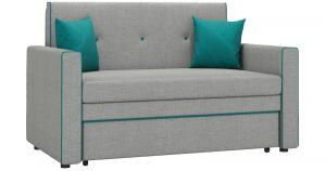 Диван-кровать Найс 120 серый ТД 112-14414 фото | интернет-магазин Складно