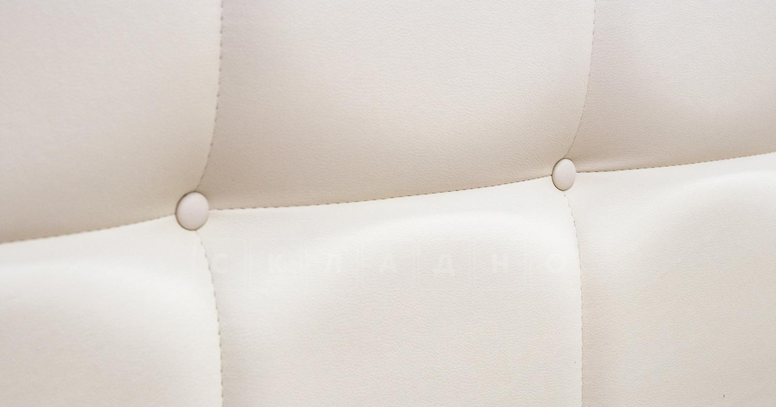 Мягкая кровать Хлоя 160 см сливочный с подъемным механизмом фото 8   интернет-магазин Складно