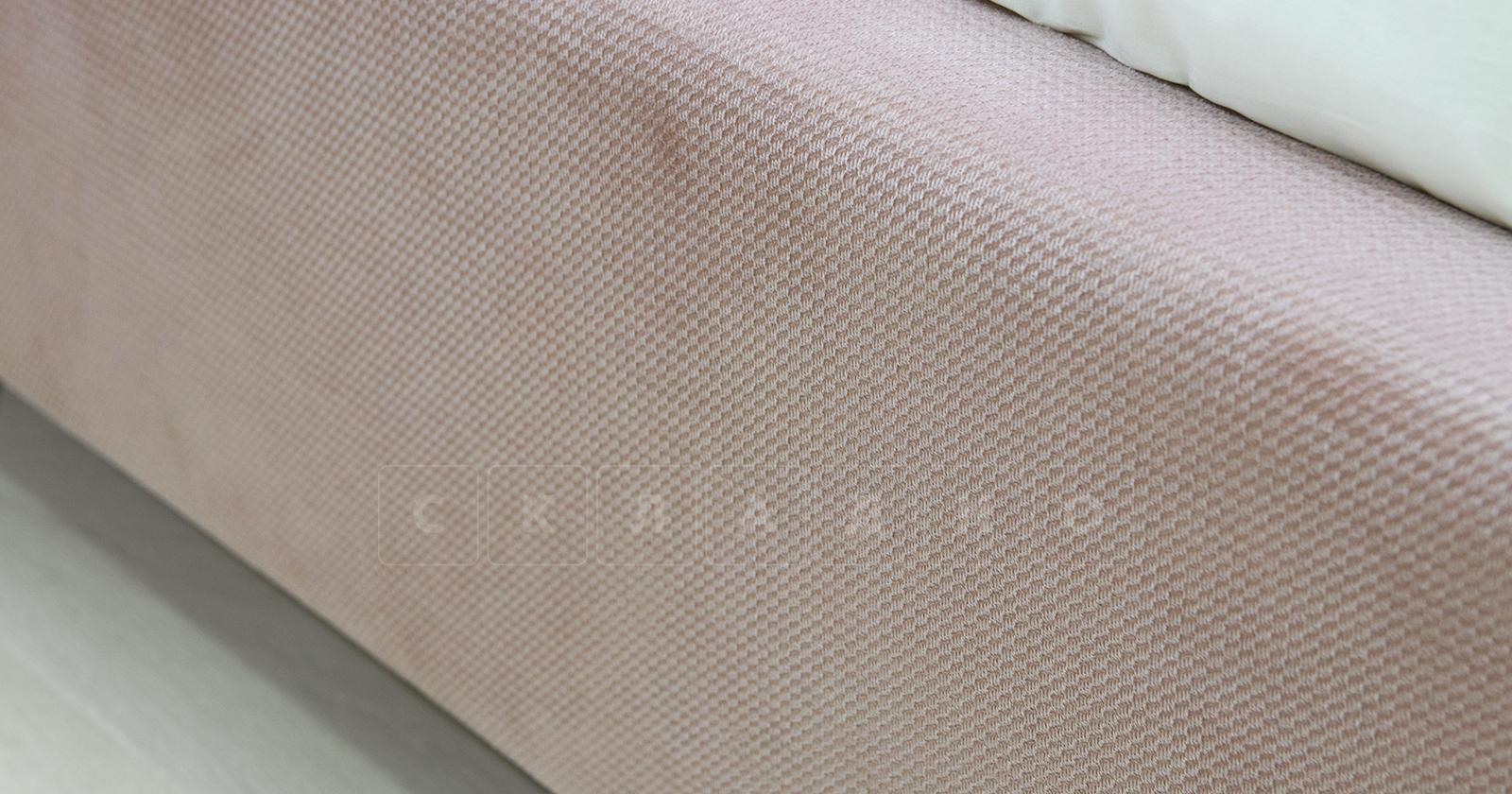 Мягкая кровать Мелисса 160 см велюр ява фото 9 | интернет-магазин Складно
