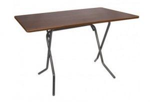 Складной стол Ривьера прямоугольный 120 х 80 см.  4630  рублей, фото 1 | интернет-магазин Складно