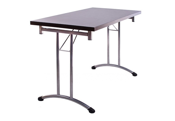 Складной стол Трапеция прямоугольный 120 х 60 см. фото 1 | интернет-магазин Складно