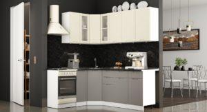 Кухня угловая Берлин 1,1х2,0 м  35410  рублей, фото 1 | интернет-магазин Складно