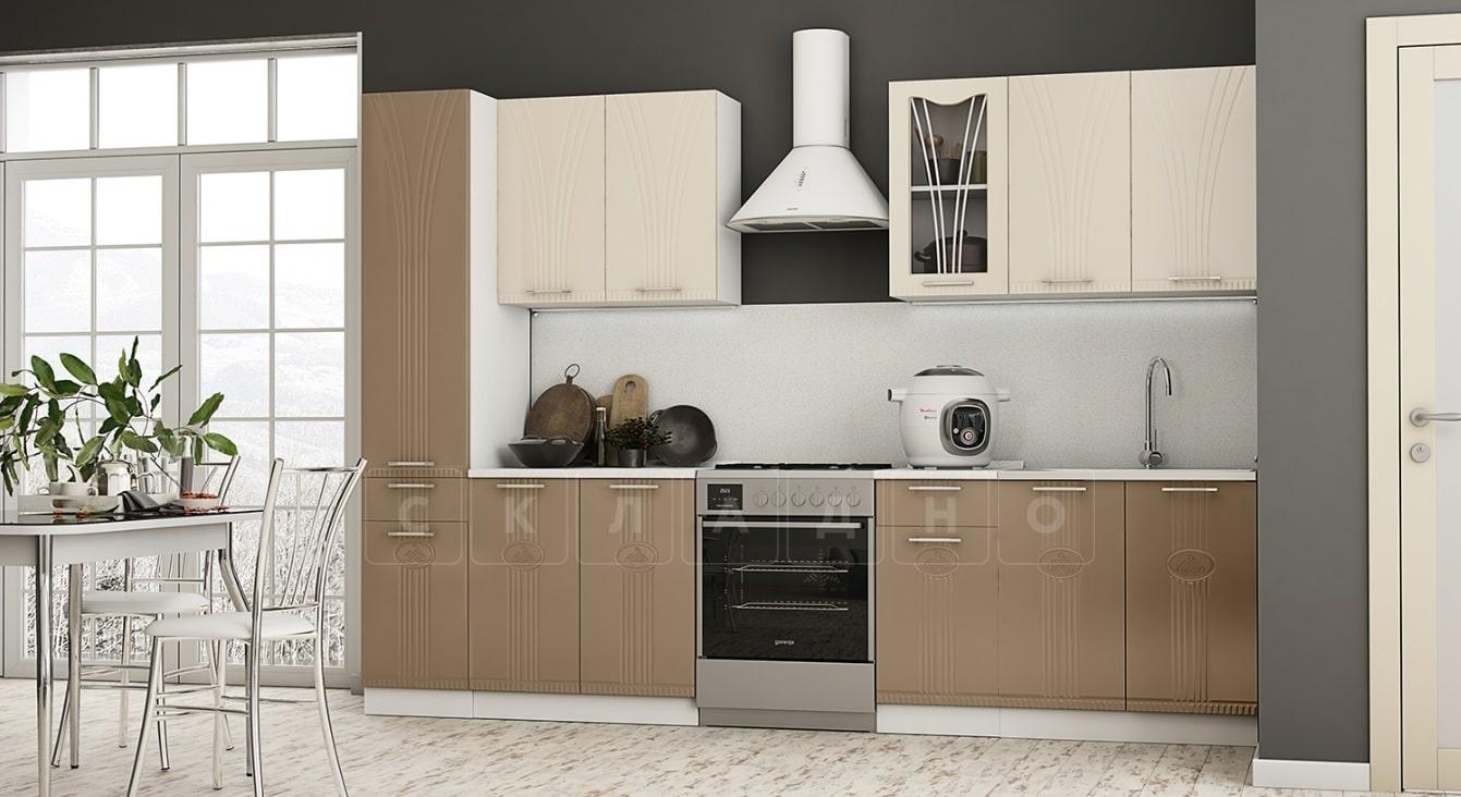 Кухонный гарнитур Лира 2,4 м фото 1 | интернет-магазин Складно