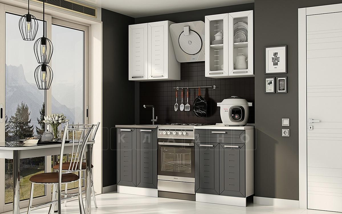 Кухонный гарнитур Честер 1,2 м фото 1   интернет-магазин Складно
