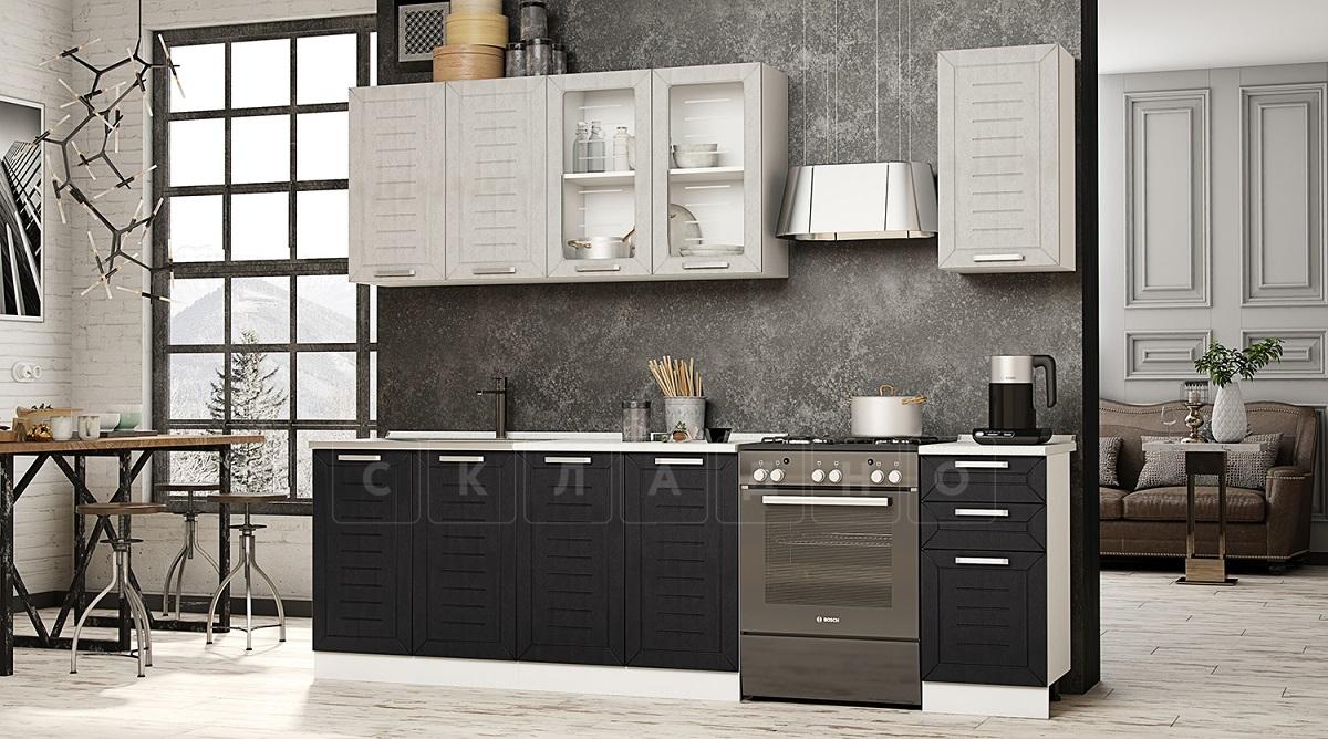 Кухонный гарнитур Честер 2,0 м фото 1 | интернет-магазин Складно