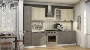 Кухонный гарнитур Честер 2,4 м  30220  рублей, фото 1 | интернет-магазин Складно