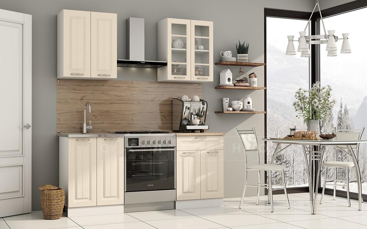 Кухонный гарнитур Модена 1,2 м фото 1 | интернет-магазин Складно