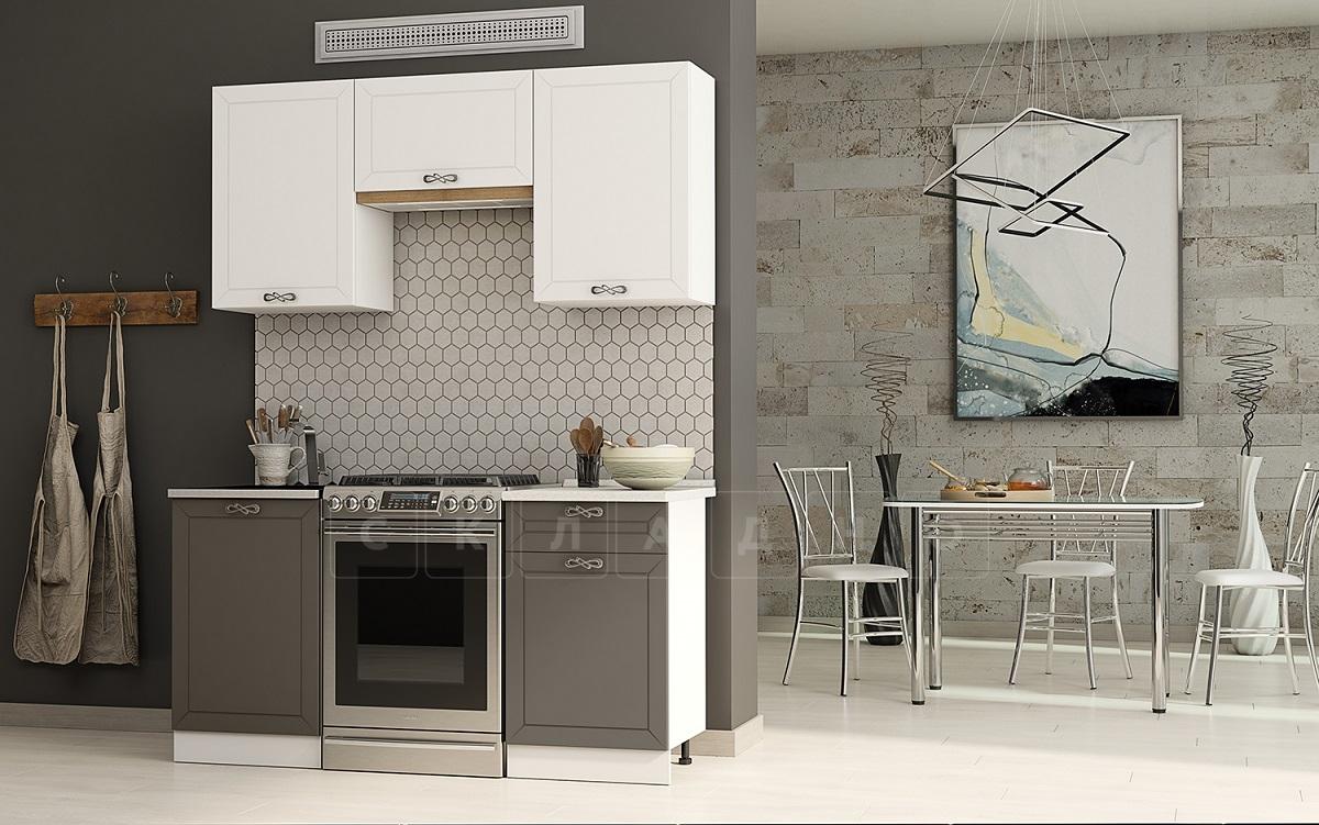 Кухонный гарнитур Севилья 1,6 м фото 1 | интернет-магазин Складно