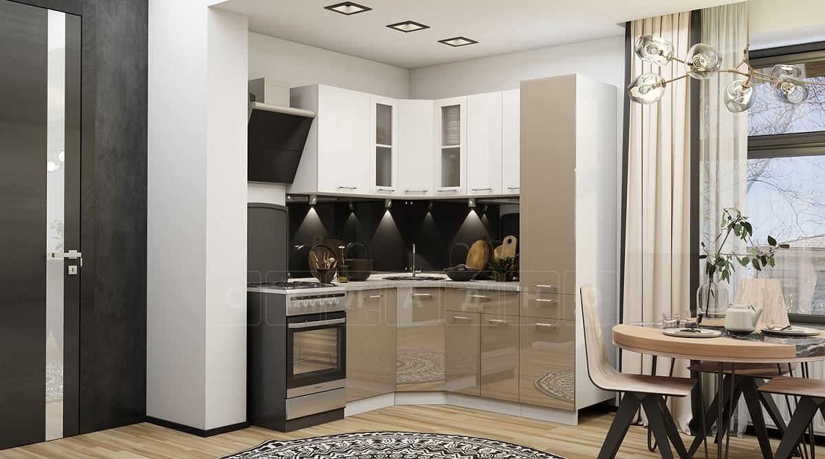 Кухня угловая Шарлотта 1,2х1,8 м фото 1 | интернет-магазин Складно