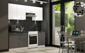 Кухонный гарнитур Шарлотта софт 2,1 м  20380  рублей, фото 1   интернет-магазин Складно
