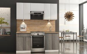 Кухонный гарнитур Тулуза 1,8 м  15810  рублей, фото 1 | интернет-магазин Складно
