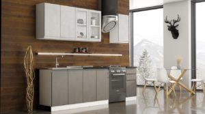 Кухонный гарнитур Тулуза 2,0 м  23310  рублей, фото 1 | интернет-магазин Складно