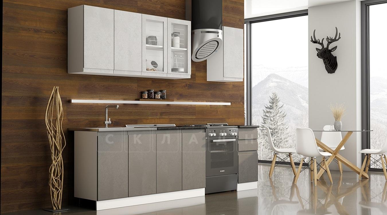 Кухонный гарнитур Тулуза 2,0 м фото 1 | интернет-магазин Складно