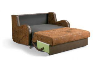 Диван выкатной Гармоника-1 пружинный 140 см 14950 рублей, фото 2 | интернет-магазин Складно
