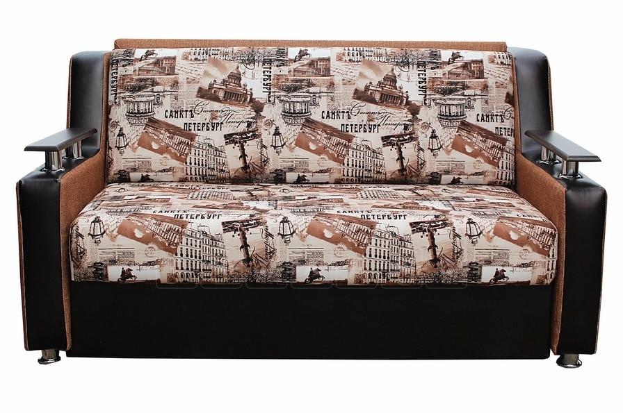 Диван выкатной Гармоника-2 пружинный 100 см фото 2 | интернет-магазин Складно