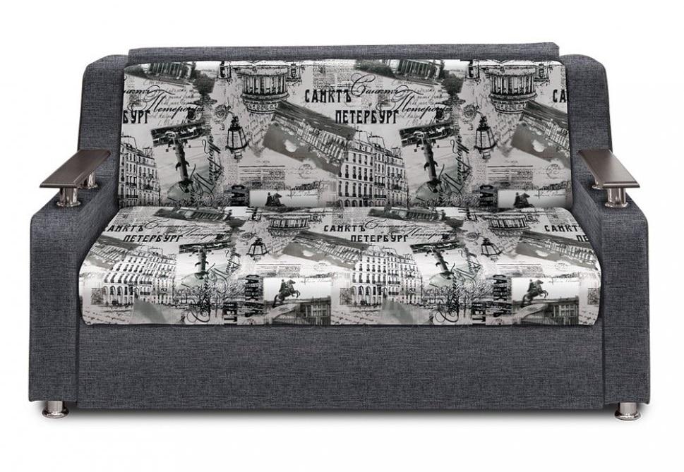 Диван выкатной Гармоника-2 пружинный 100 см фото 1 | интернет-магазин Складно