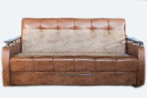 Диван-книжка выкатной Валенсия коричневый  15950  рублей, фото 1 | интернет-магазин Складно