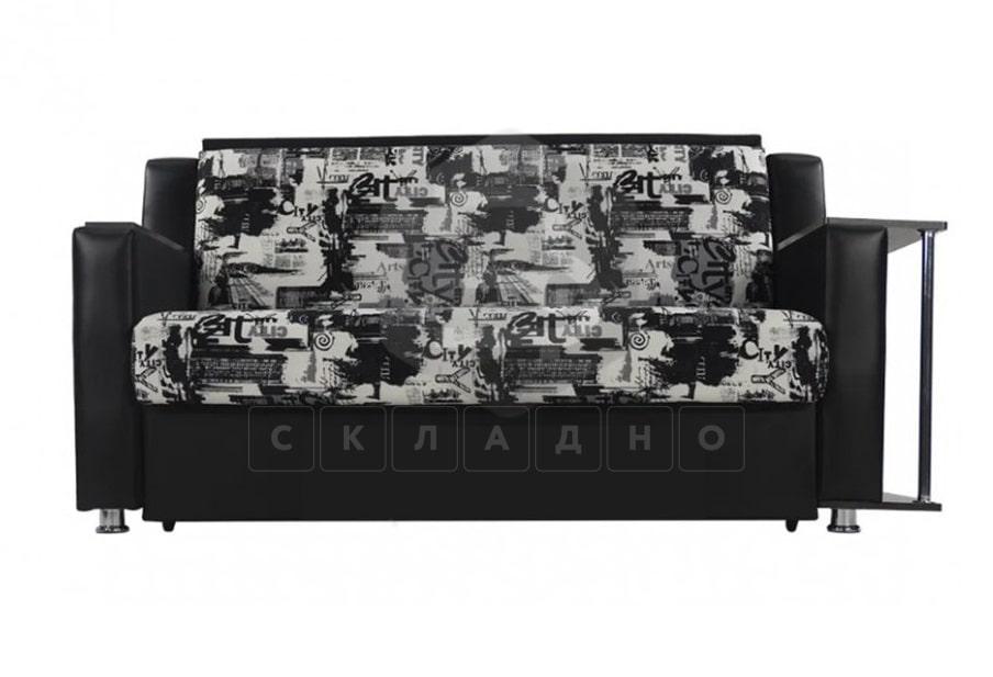 Диван выкатной Гармоника-3 пружинный 120 см со столиком фото 3 | интернет-магазин Складно