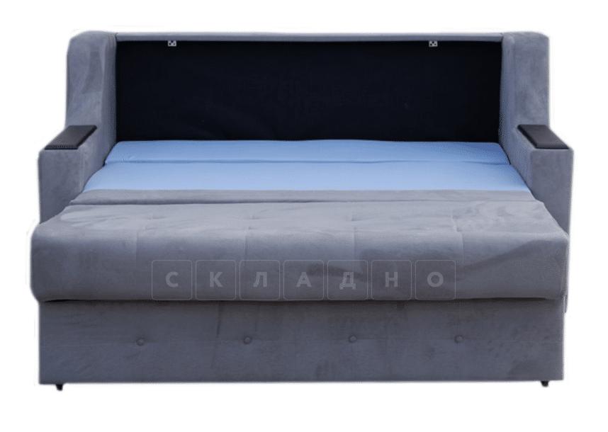 Диван выкатной Гармоника-4 пружинный 100 см с пиковкой фото 3 | интернет-магазин Складно