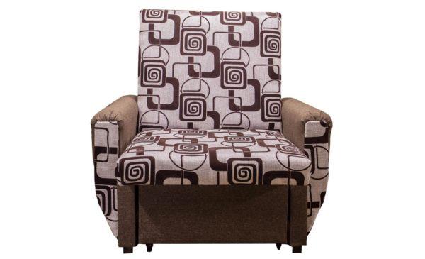 Кресло Рогожка 70 см со спальным местом фото | интернет-магазин Складно