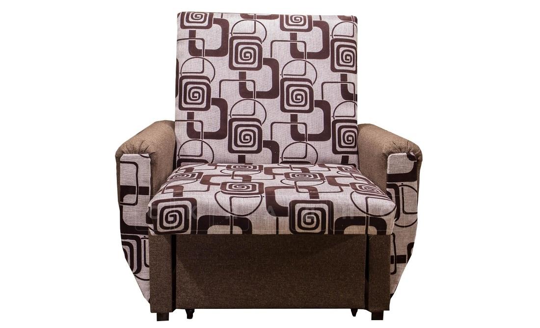 Кресло Рогожка 80 см со спальным местом фото 1 | интернет-магазин Складно