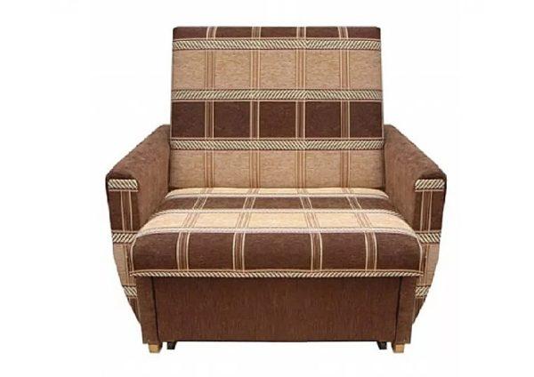 Кресло Шенилл 70 см со спальным местом фото | интернет-магазин Складно
