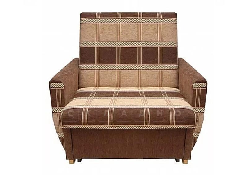 Кресло Шенилл 90 см со спальным местом фото 1 | интернет-магазин Складно
