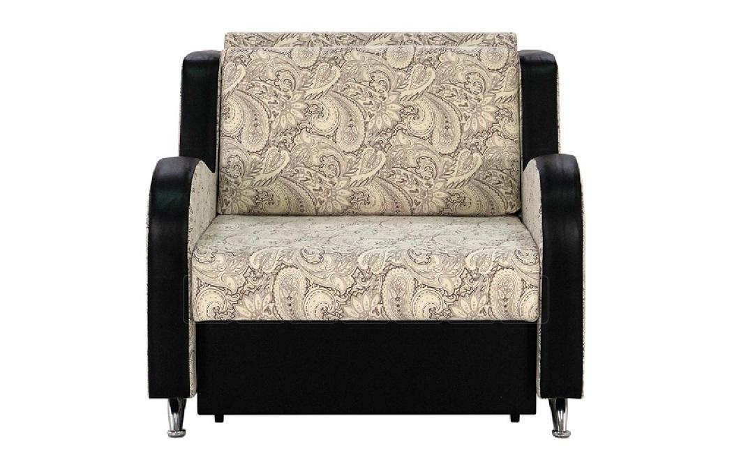 Кресло для отдыха Гармоника-1 со спальным местом 80 см фото 1 | интернет-магазин Складно