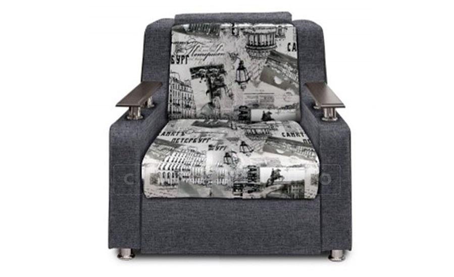 Кресло для отдыха Гармоника-2 со спальным местом 70 см фото 2 | интернет-магазин Складно