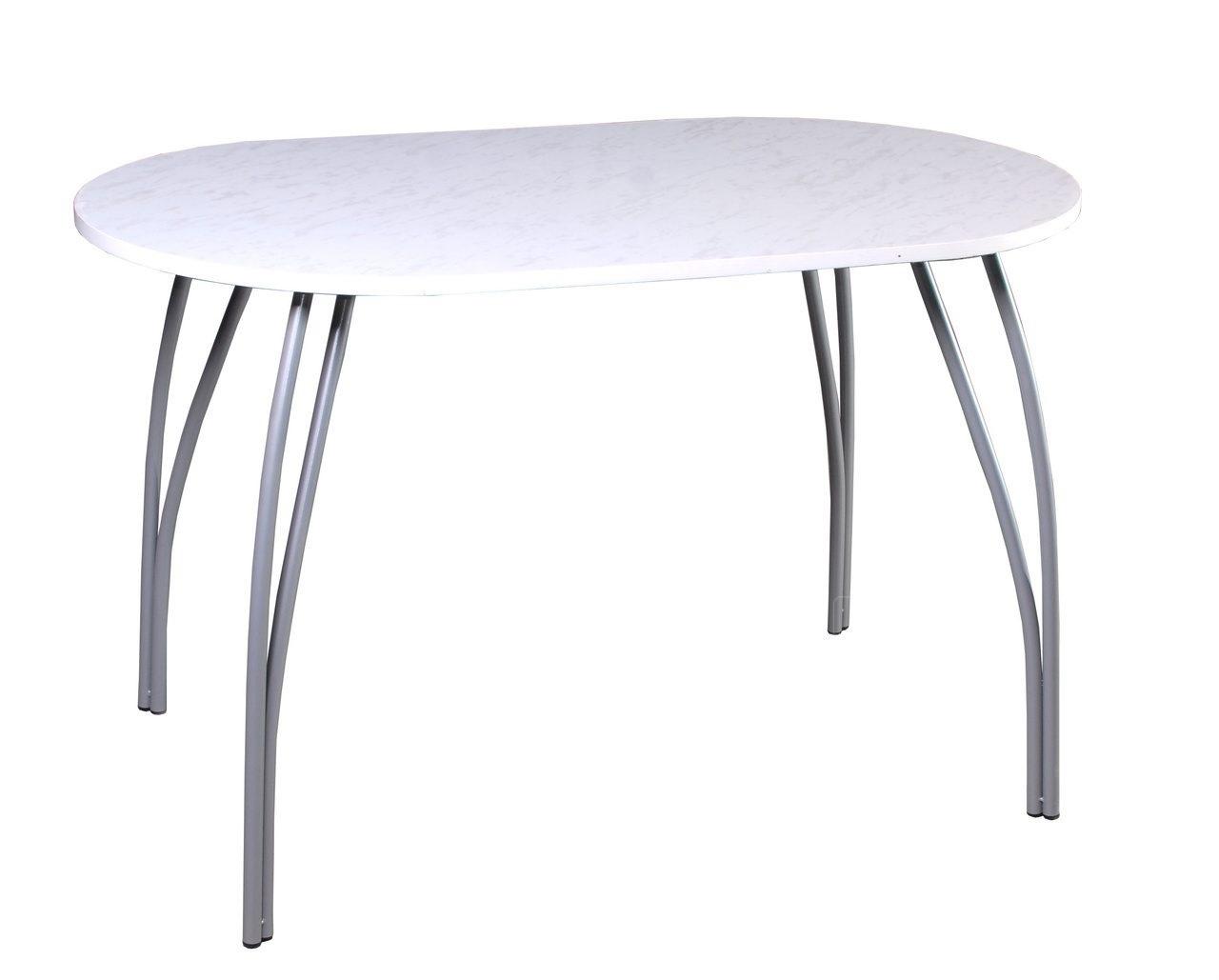 Обеденный стол на металопоре фото 1 | интернет-магазин Складно