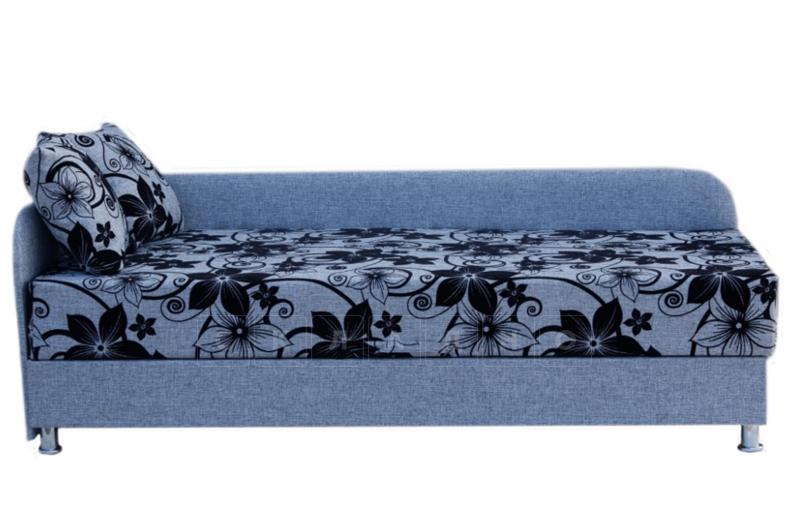 Тахта угловая Рогожка 140 см пенополиуретан с подъемным механизмом фото 3 | интернет-магазин Складно