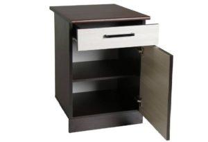 Кухонный шкаф напольный Мальва ШН50 с 1 ящиком 3260 рублей, фото 2 | интернет-магазин Складно