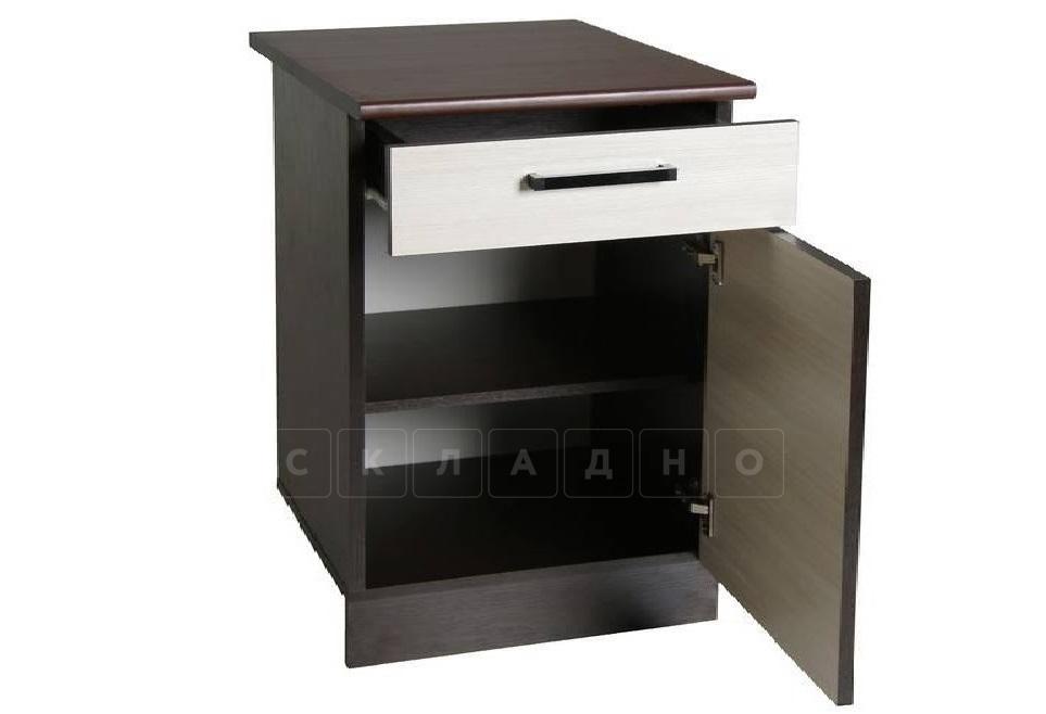 Кухонный шкаф напольный Мальва ШН50 с 1 ящиком фото 2 | интернет-магазин Складно