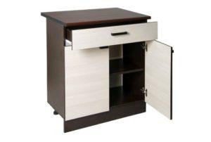 Кухонный шкаф напольный Мальва ШН60 с 1 ящиком фото | интернет-магазин Складно