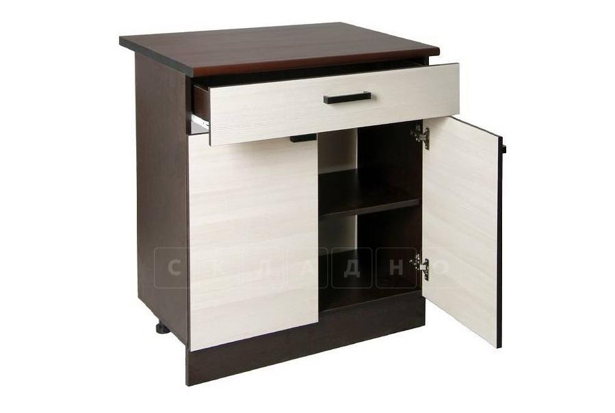 Кухонный шкаф напольный Мальва ШН60 с 1 ящиком фото 2 | интернет-магазин Складно