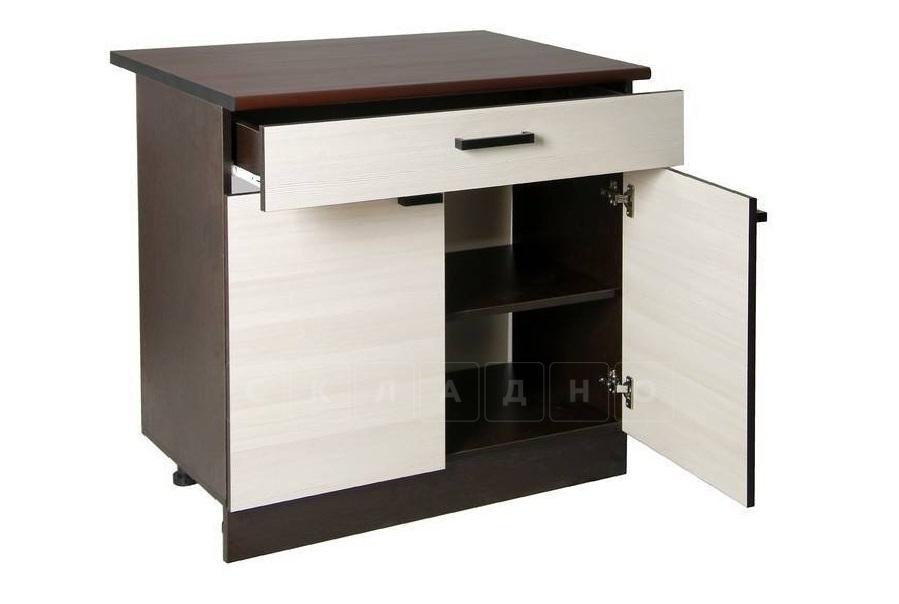 Кухонный шкаф напольный Мальва ШН80 с 1 ящиком фото 2 | интернет-магазин Складно