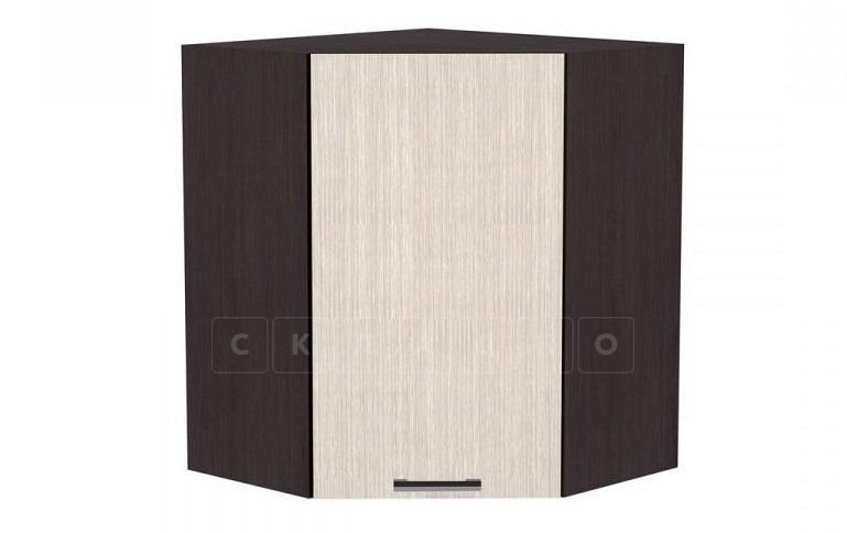 Кухонный навесной шкаф угловой Мальва ШВУ60 фото 1 | интернет-магазин Складно