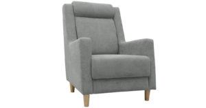 Кресло для отдыха Дарвин серый фото | интернет-магазин Складно
