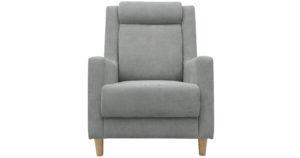 Кресло для отдыха Дарвин серый-15415 фото   интернет-магазин Складно