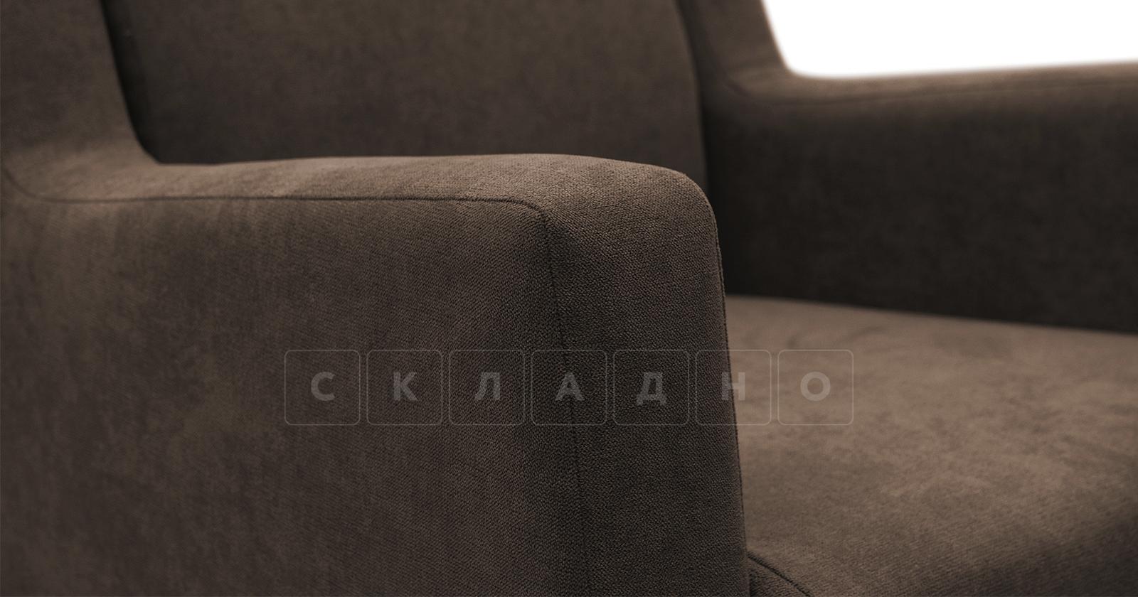 Кресло для отдыха Дарвин коричневый фото 6   интернет-магазин Складно