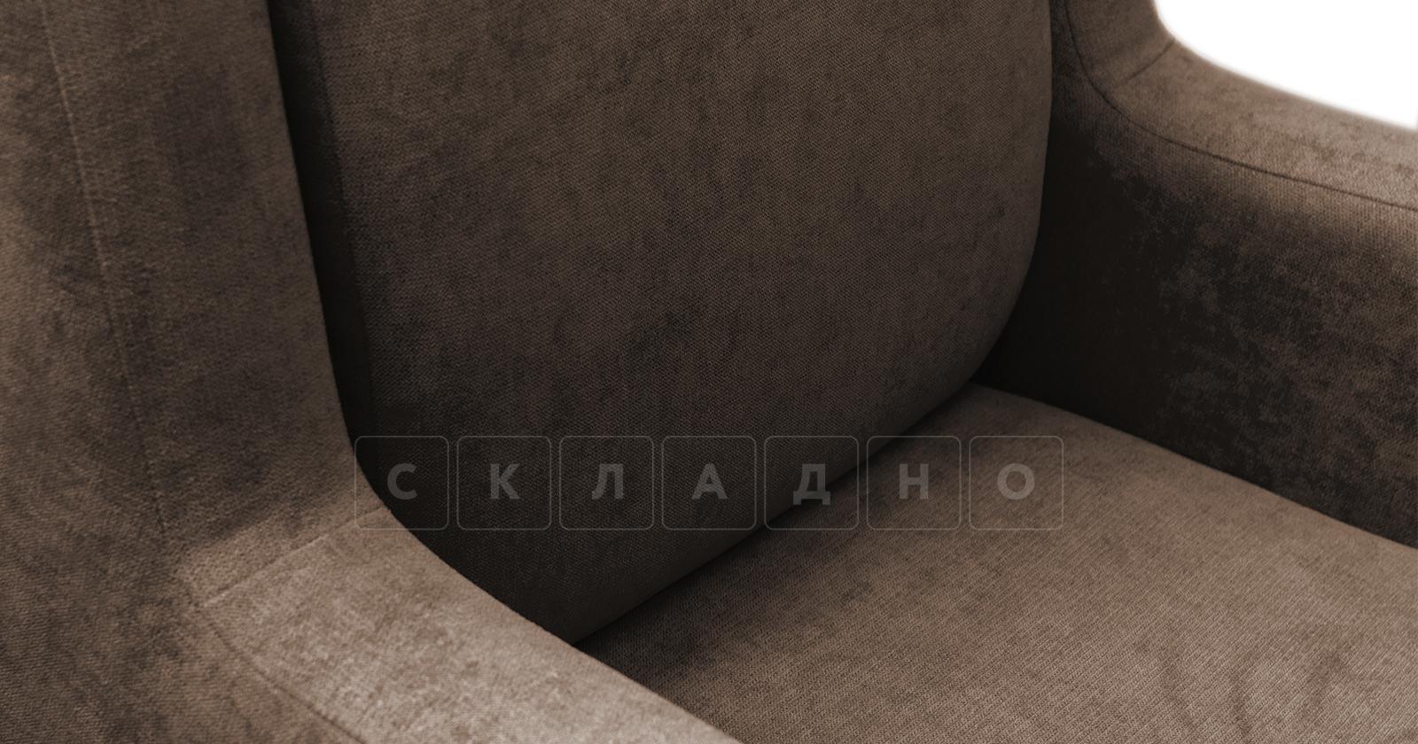 Кресло для отдыха Дарвин коричневый фото 7   интернет-магазин Складно