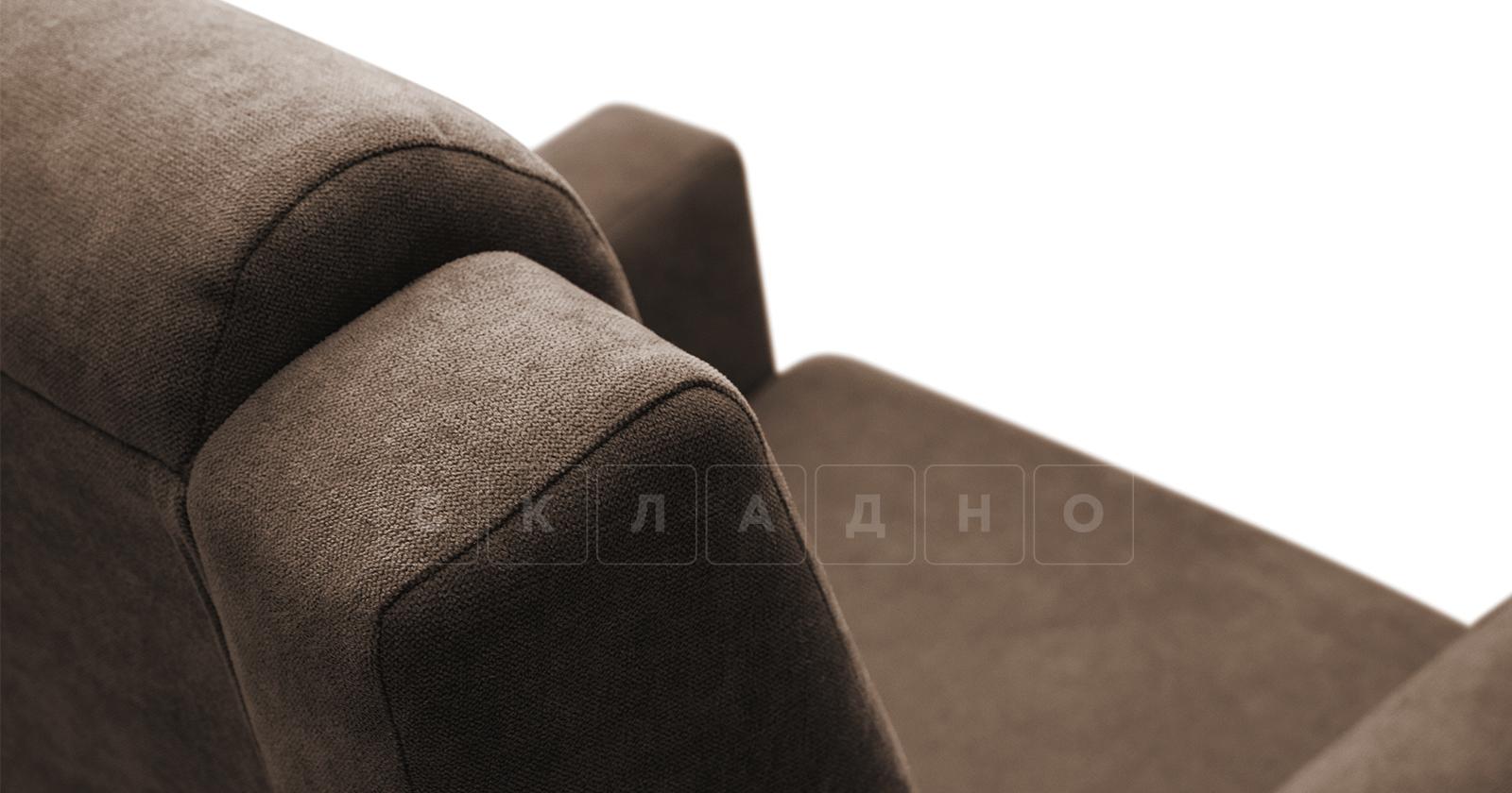 Кресло для отдыха Дарвин коричневый фото 8   интернет-магазин Складно