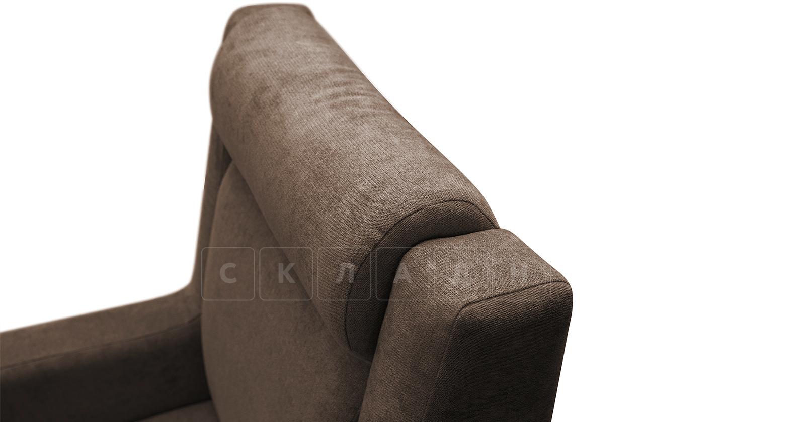 Кресло для отдыха Дарвин коричневый фото 9   интернет-магазин Складно
