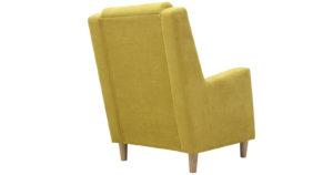 Кресло для отдыха Дарвин горчичный 14670 рублей, фото 4   интернет-магазин Складно