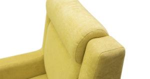 Кресло для отдыха Дарвин горчичный 14670 рублей, фото 6   интернет-магазин Складно