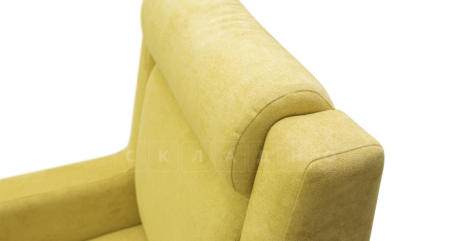 Кресло для отдыха Дарвин горчичный фото 6   интернет-магазин Складно